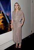 Saoirse Ronan attends SAGAFTRA Foundation conversations with Saoirse Ronan of 'Brooklyn' at Zanuck Theater at 20th Century Fox Lot on January 8 2016...