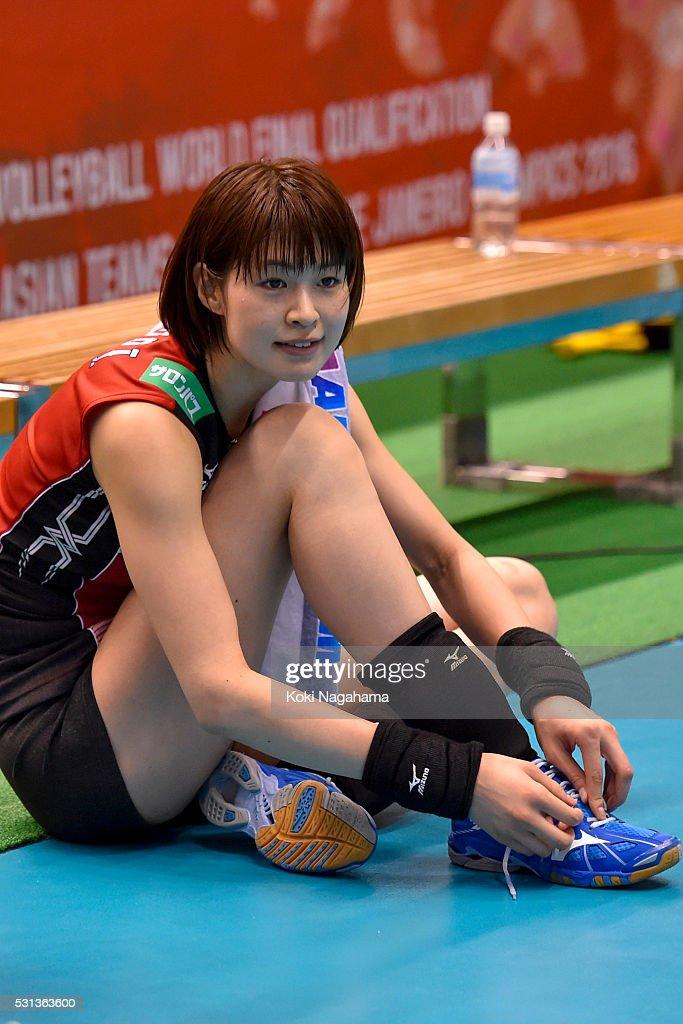 Japan v Peru - Women's World Olympic Qualification Tournament