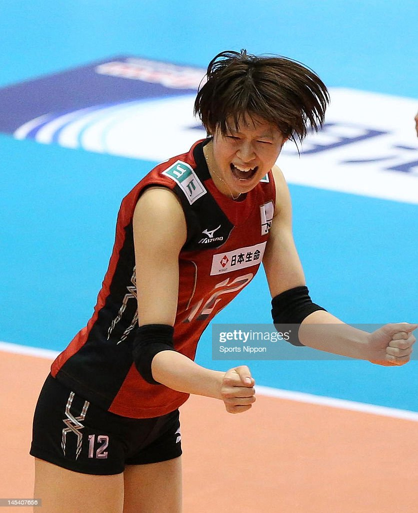 Japan v Thailand - Volleyball Women's World Olympic Qualification