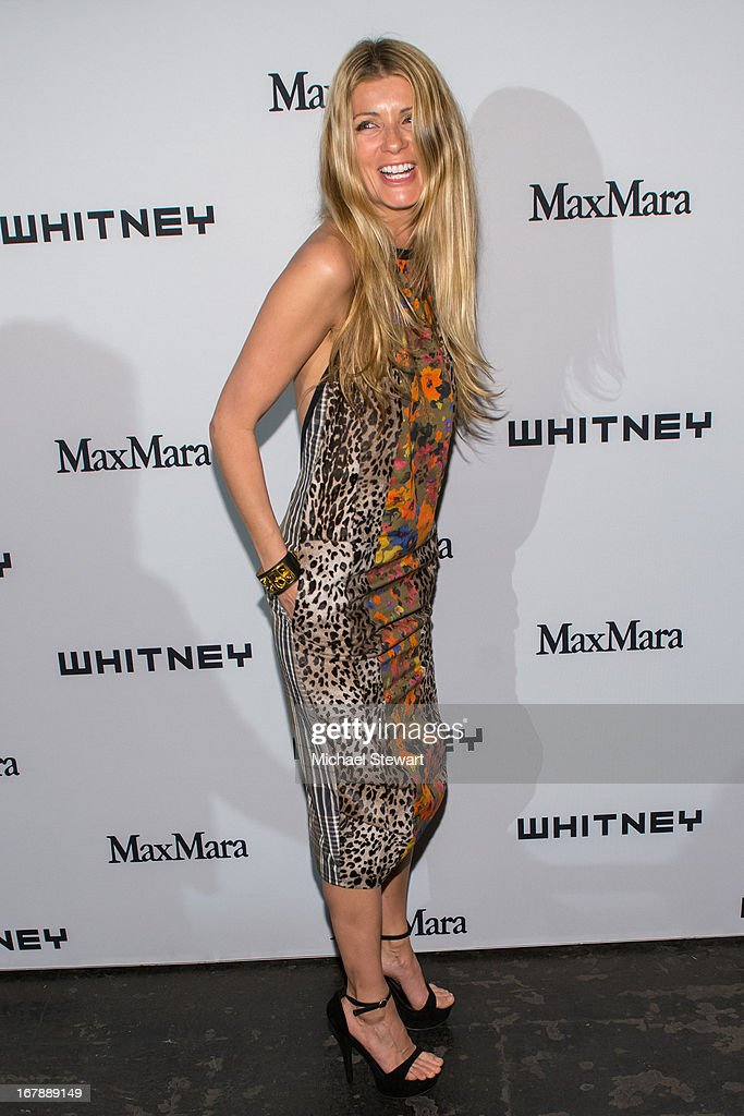 Sara Armenta attends the 2013 Whitney Art Party at Skylight at Moynihan Station on May 1, 2013 in New York City.