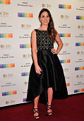 Sara Bareilles arrives at the 38th Annual Kennedy Center Honors Gala at the Kennedy Center for the Performing Arts on December 6 2015 in Washington DC