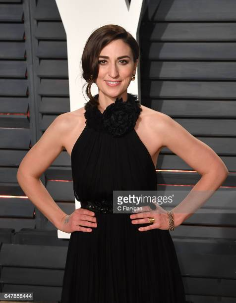 Sara Bareilles attends the 2017 Vanity Fair Oscar Party hosted by Graydon Carter at Wallis Annenberg Center for the Performing Arts on February 26...