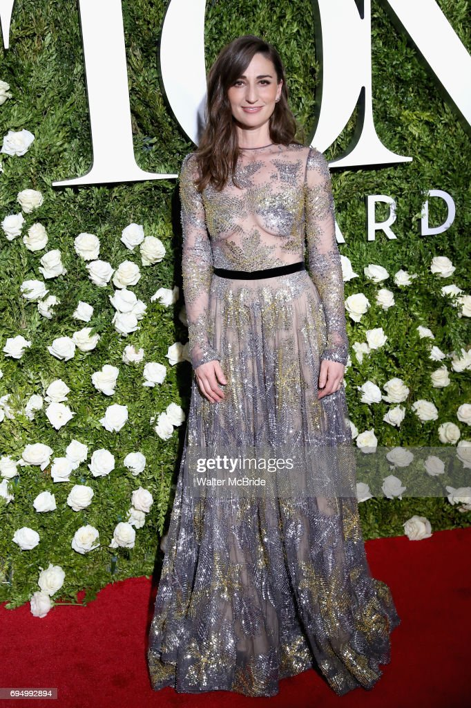 Sara Bareilles attends the 71st Annual Tony Awards at Radio City Music Hall on June 11, 2017 in New York City.