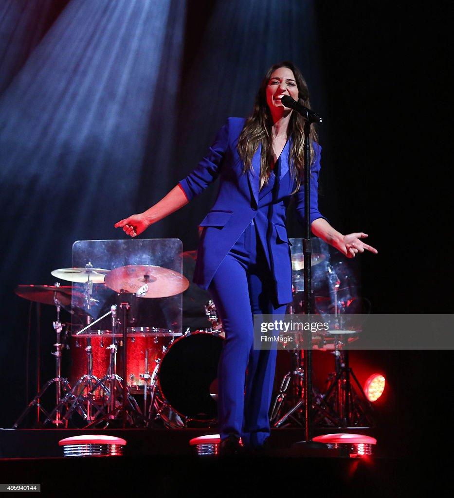 Sara Bareilles Album Release Concert