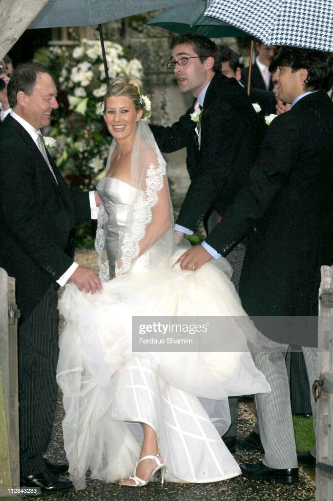Tom Parker Bowles Sara Buys Wedding