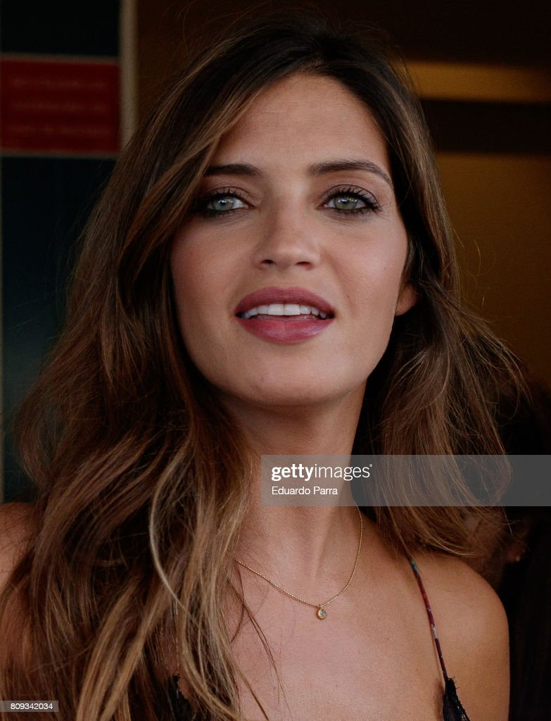 Sara Carbonero Attends Pin Buiz Event in Madrid