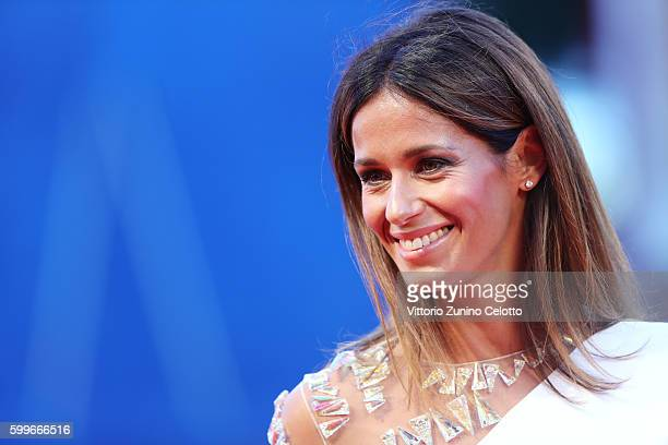 Sara Cavazza Facchini attends the premiere of 'The Bad Batch' during the 73rd Venice Film Festival at Sala Grande on September 6 2016 in Venice Italy