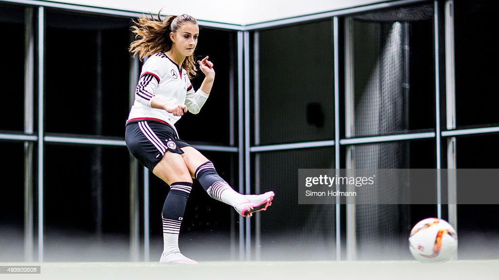 Germany Women's - Footbonaut Training Session
