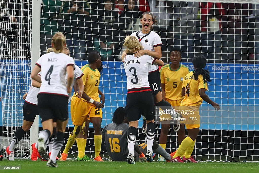 Zimbabwe v Germany: Women's Football - Olympics: Day -2