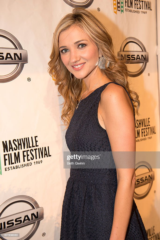 Sara Darling attends the 2013 Nashville film festival at Green Hills Regal Theater on April 22, 2013 in Nashville, Tennessee.