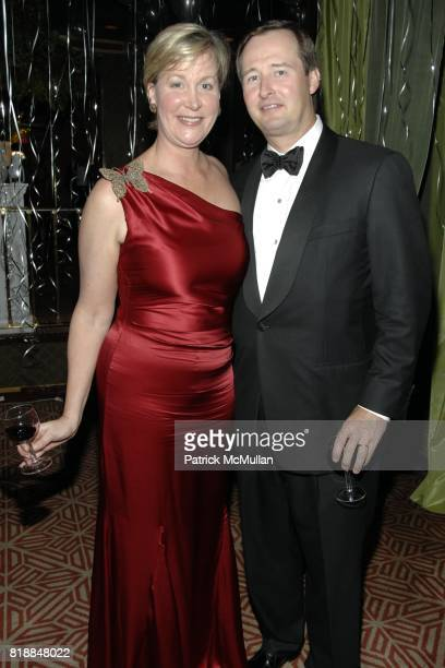 Sara Dodd and Keith Spickelmeier attend Alison Mazzolaís Birthday Party hosted by George Farias and Anne and Jay McInerney at Doubles on April 22nd...