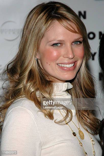 Sara Foster during DEBS New York City Premiere at Chelsea's Clearview 9 in New York City New York United States