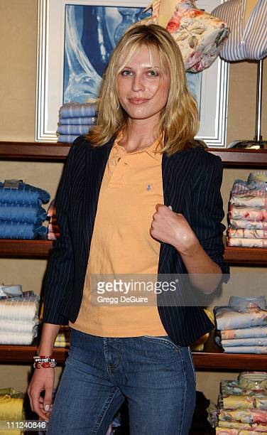 Sara Foster during Vanity Fair Ralph Lauren Cocktail Party Benefiting Step Up Women's Network at Ralph Lauren Store in Beverly Hills California...