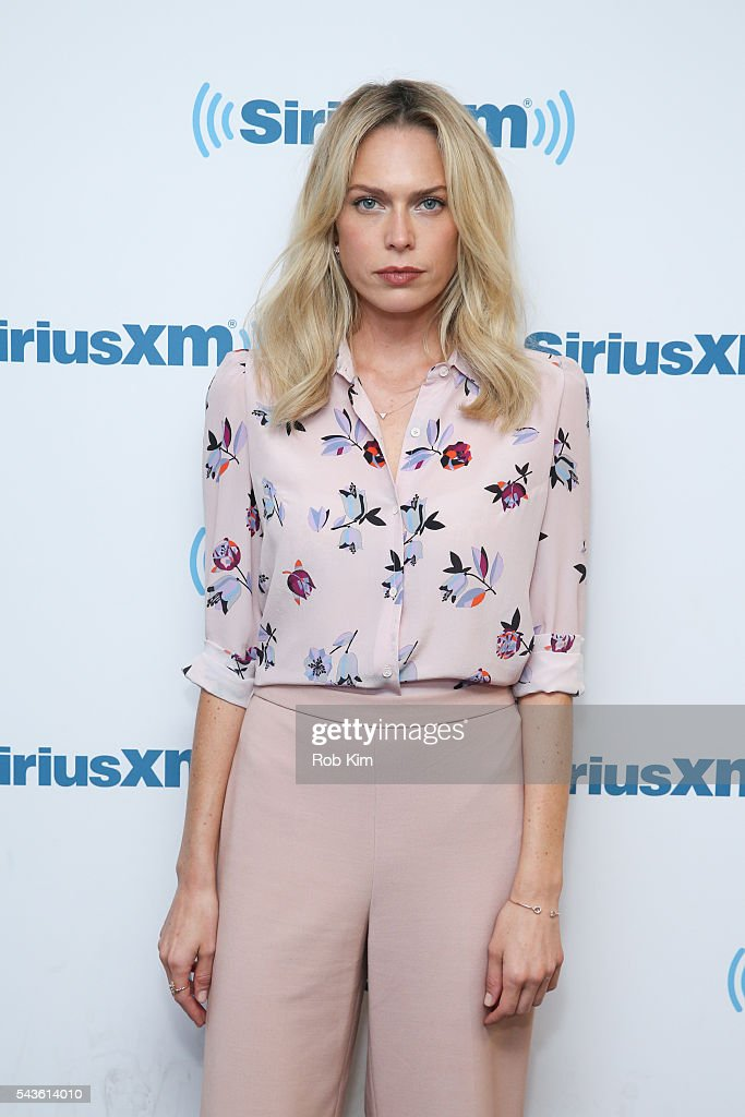 <a gi-track='captionPersonalityLinkClicked' href=/galleries/search?phrase=Sara+Foster&family=editorial&specificpeople=208820 ng-click='$event.stopPropagation()'>Sara Foster</a> visits at SiriusXM Studio on June 29, 2016 in New York City.