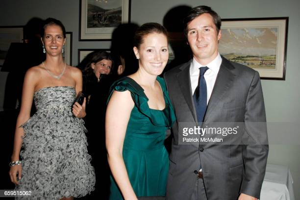 Sara Gilbane Sullivan and Jay Sullivan attend FOUNTAIN HOUSE 2009 Fall Fete Sponsored by DAVID YURMAN MILLY at The Racquet Tennis Club on October 21...