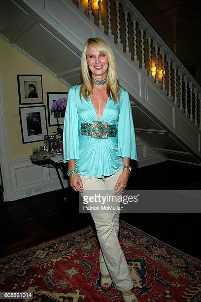 Sara Herbert Galloway attends The Kickoff party of 'Bewitched Bothered and Bewildered' The 2007 ALZHEIMER'S ASSOCIATION RITA HAYWORTH GALA' at The...