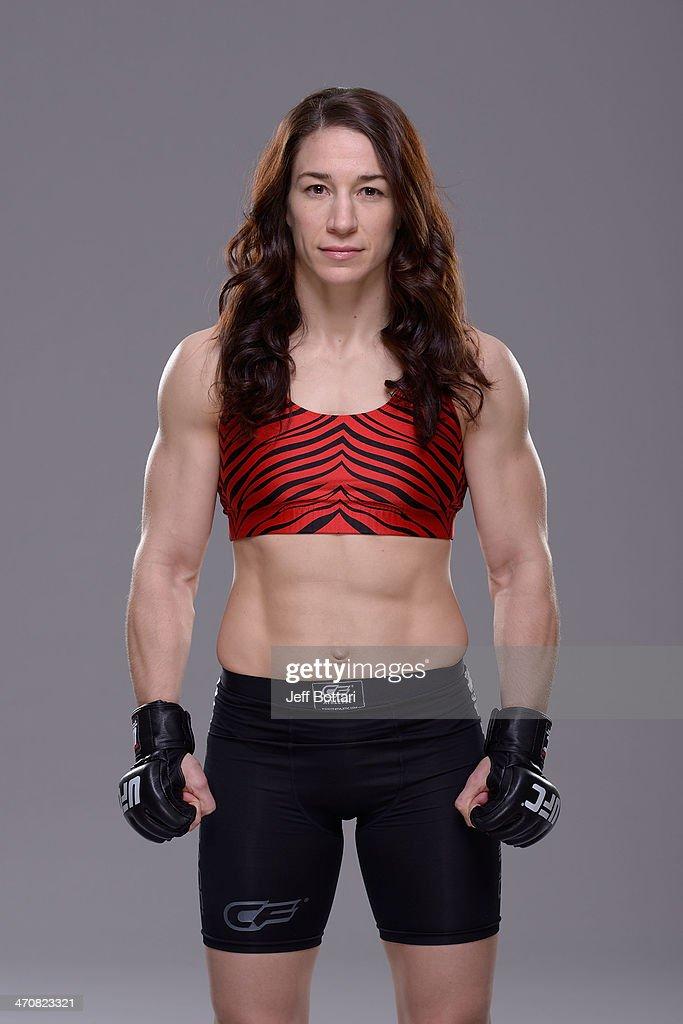 Sara McMann is yoked. : MMA