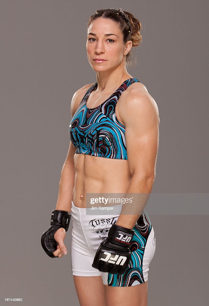 <a gi-track='captionPersonalityLinkClicked' href=/galleries/search?phrase=Sara+McMann&family=editorial&specificpeople=171852 ng-click='$event.stopPropagation()'>Sara McMann</a> poses for a portrait on April 24, 2013 in Jersey City, New Jersey.