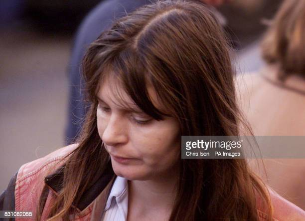 Sara Payne arrives at Lewes Crown Court in East Sussex to hear the judge's summing up of the trial of Roy Whiting the man accused of the abduction...