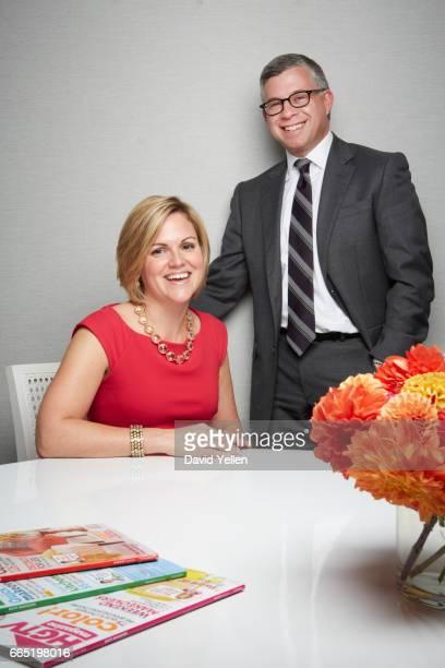 Sara Peterson and David Fuchs