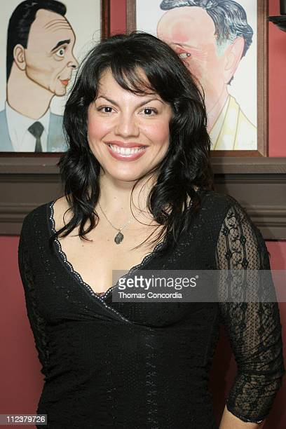 Sara Ramirez during 2005 Outer Critics Circle Theatre Awards in New York NY United States