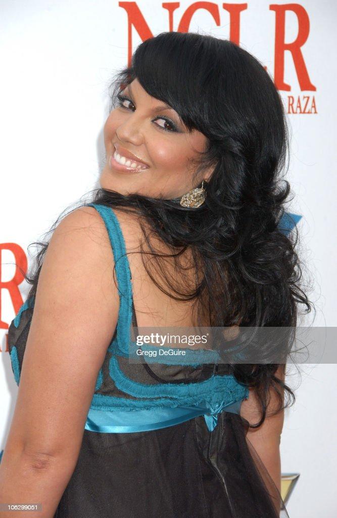 Sara Ramirez during 2007 NCLR ALMA Awards - Arrivals at Pasadena Civic Center in Pasadena, California, United States.