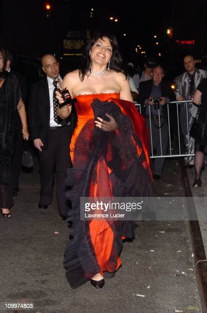 Sara Ramirez during 59th Annual Tony Awards Planet Hollywood After Party at Planet Hollywood in New York City New York United States