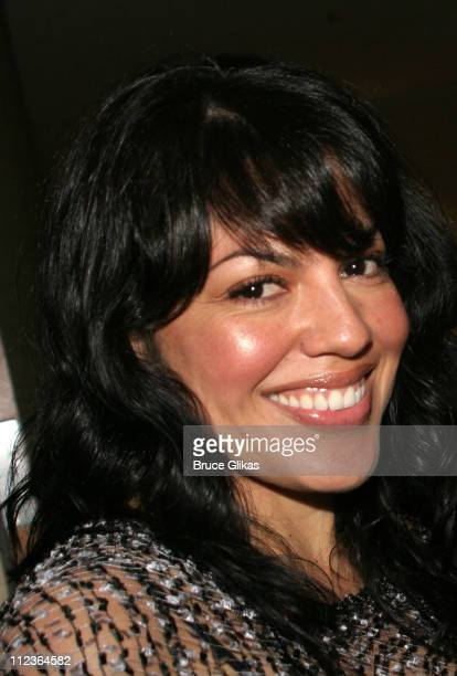 Sara Ramirez during 71st Annual Drama League Awards at Marriott Marquis Hotel in New York NY United States