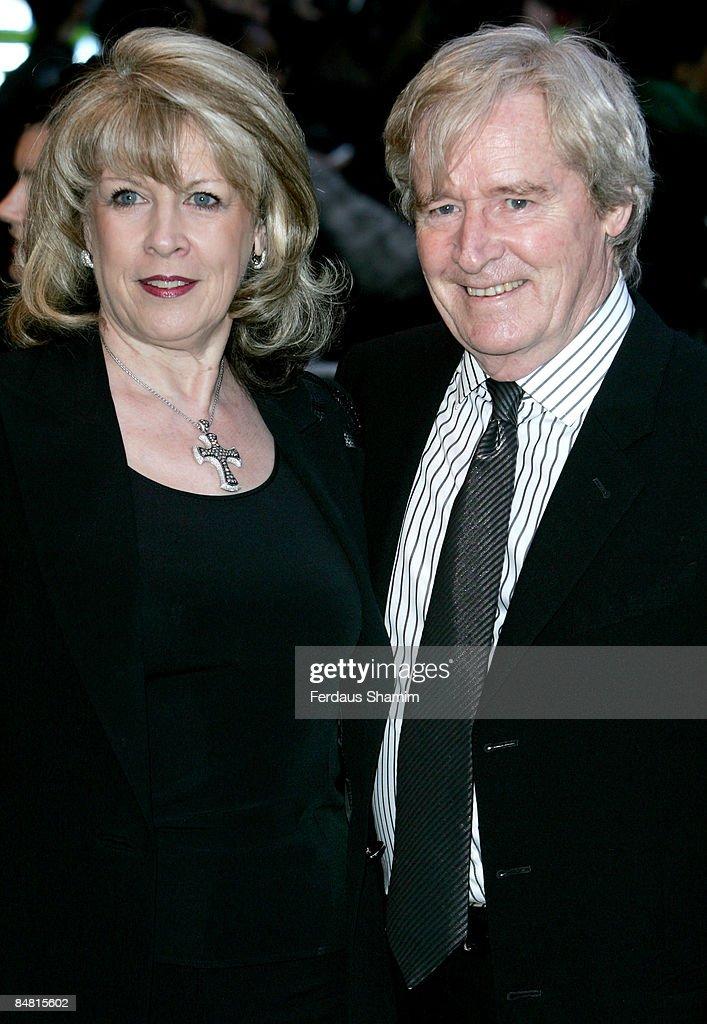Sara Roache and William Roache