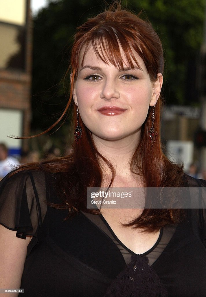 Sara Rue during 'Simone' - Los Angeles Premiere at National Theatre in Westwood, California, United States.