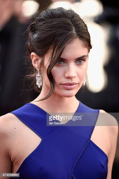 Sara Sampaio attends the 'Youth' Premiere during the 68th annual Cannes Film Festival on May 20 2015 in Cannes France