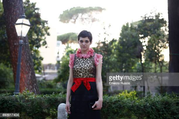 Sara Serraiocco attends Ciak D'Oro 2017 at Link Campus University on June 8 2017 in Rome Italy