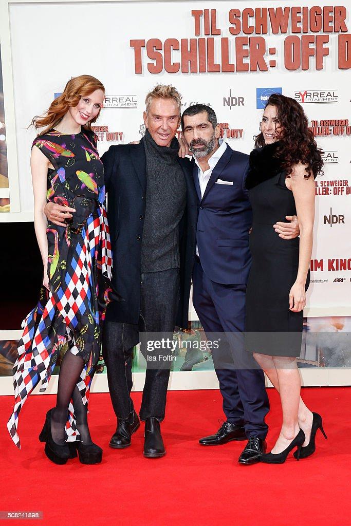 Tschiller Off Duty German Premiere In Berlin  Getty Images