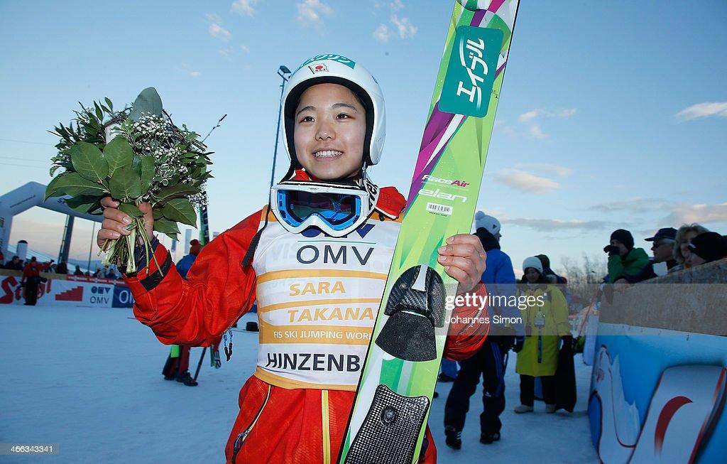 FIS Women's Ski Jumping Hinzenbach - Day 1