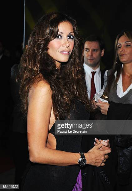 Sara Varone attends the 'The Garden Of Eden' premiere during the 3rd Rome International Film Festival held at the Auditorium Parco della Musica on...