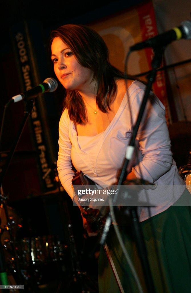 2005 Sundance Film Festival - ASCAP Music Cafe with Glen Phillips, Nickel
