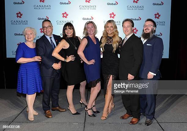Sara Waxman wife of Al Waxman ewis Rusen Canada's Walk of Fame Board Chair and President North America Korn Ferry | HayGroup Jeanne Beker 2016...