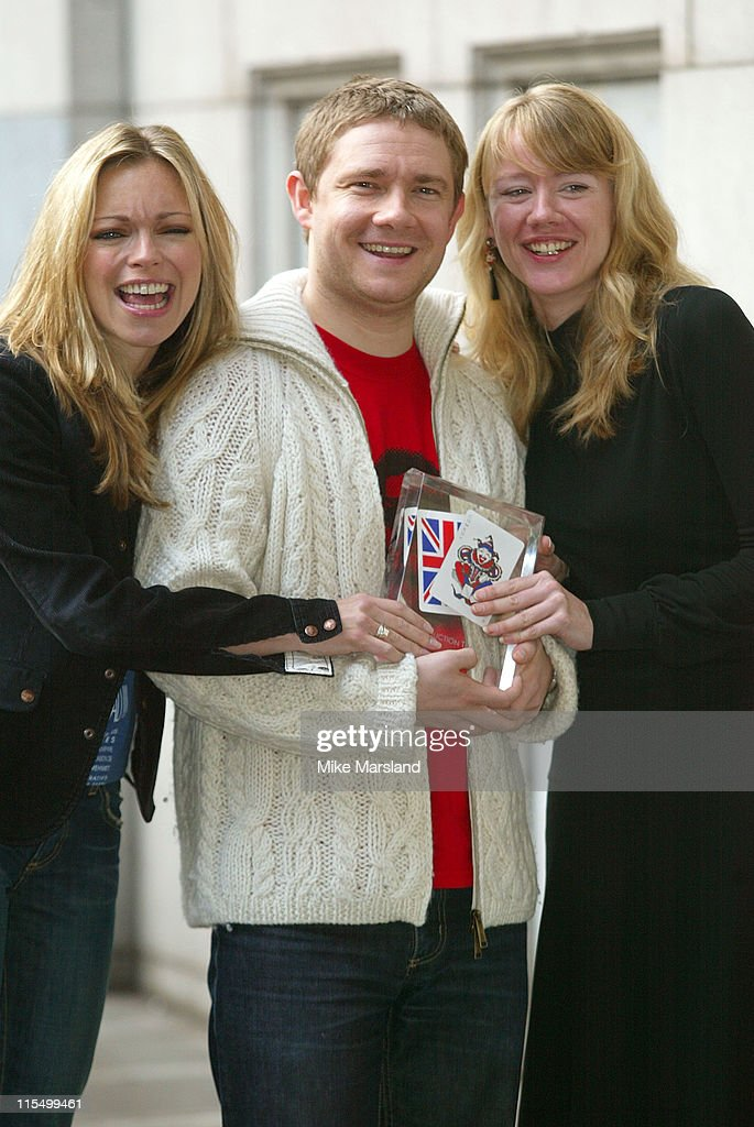 British Comedy Awards 2003 - Press Launch