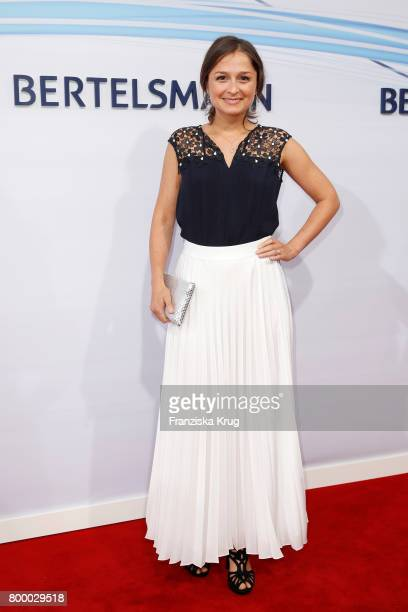Sarah Alles attends the 'Bertelsmann Summer Party' at Bertelsmann Repraesentanz on June 22 2017 in Berlin Germany