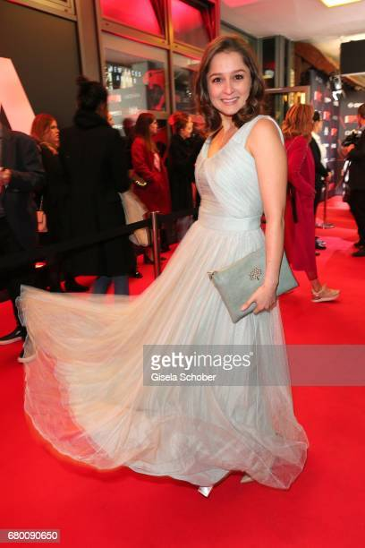 Sarah Alles during the New Faces Award Film at Haus Ungarn on April 27 2017 in Berlin Germany