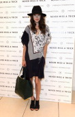 Sarah Ann Malkin attends the French Connection #NeverMissATrick launch party at the Oxford Street Store on July 23 2014 in London England