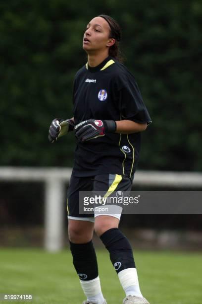 Sarah BOUHADDI Juvisy / Toulouse 8eme Journee de division 1 Football Feminin