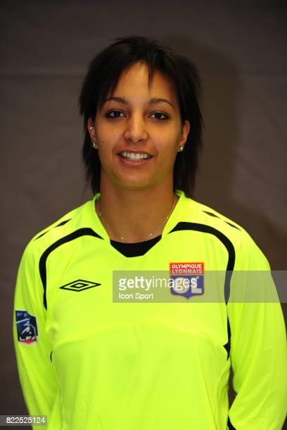 Sarah BOUHADDI Photo officielle de l'Equipe Feminine de Lyon