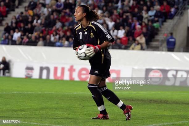 Sarah BOUHADDI France / Angleterre Qualifications pour la Coupe du Monde 2007 Feminine Rennes