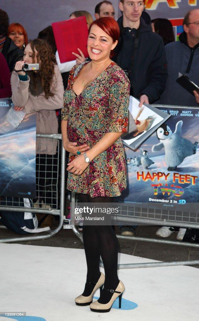 Happy Feet Two - European Premiere - Outside Arrivals