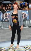 Sarah Cawood attends the Rock of Ages Premiere on June 10 2012 at the Odeon Cinema in London