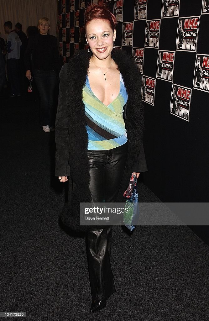 Sarah Cawood, Nme Carling Awards 2002, In Shoreditch, London