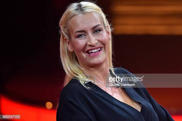 Sarah Connor attends the television show 2015 Menschen Bilder Emotionen RTL Jahresrueckblick on December 6 2015 in Cologne Germany