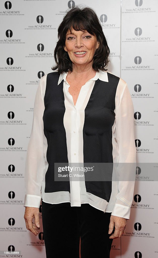 Sarah Douglas attends as The Academy of Motion Picture Arts and Sciences honours director Pedro Almodovar at Curzon Soho on December 13, 2012 in London, England.