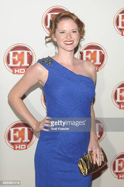 Sarah Drew arrives to Entertainment Tonight 15th Annual Emmy Party at Vibiana's in Los Angeles Sunday evening